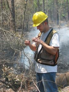 Luis field work
