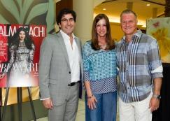 Ray Graziotto, Sally Sevareid & Mo Foster