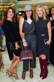 Dawn Hoffman, Willa Cohen, Alice Waxman